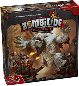 ZOMBICIDE: BLACK OPS