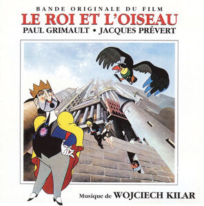 Le Roi et L'Oiseau (The King and the Mockingbird) (Original Soundtrack)