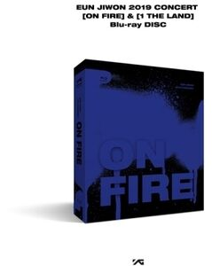 2019 Concert: On Fire (2 x Blu-Ray, Lenticular Photo + Magnetic Photo) [Import]