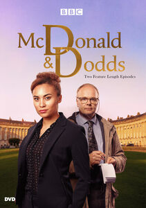McDonald & Dodds: Year One (Two Feature-Length Episodes)