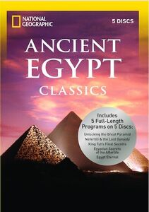 National Geographic: Ancient Egypt - Classics