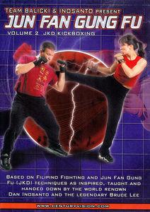 Jun Fan Gung Fu, Vol. 2: JKD Kickboxing Fighting Techniques