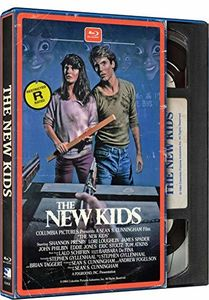 The New Kids (Retro VHS Packaging)
