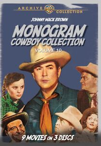 Monogram Cowboy Collection: Volume 10 -- Movies Unlimited Exclusive!