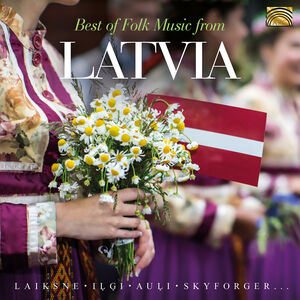 Best of Folk Music from Latvia