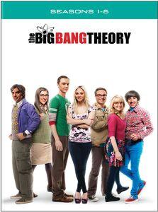The Big Bang Theory: Season 1-6