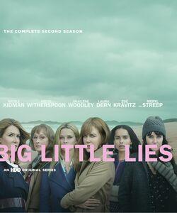 Big Little Lies: The Complete Second Season