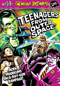 Mr Lobo's Cinema Insomnia: Teenagers From Outer Space - Live