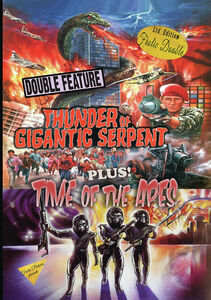 Thunder Of Gigantic Serpent/ Time Of The Apes