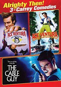Alrighty Then!: 3-Carrey Comedies