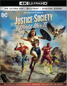 Justice Society: World War II
