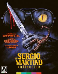 The Sergio Martino Collection