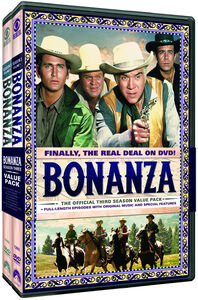 Bonanza: The Official Third Season Volumes 1 & 2