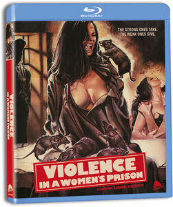 Violence in a Women's Prison (aka Caged Women, Emanuelle in Hell)
