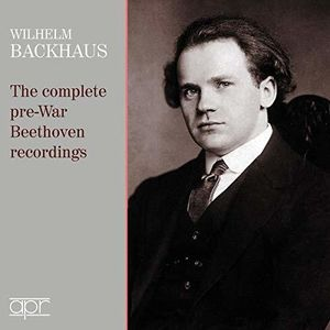 Complete Pre-War Beethoven Recordings