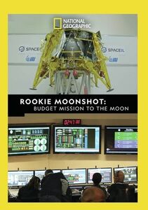 Rookie Moonshot: Budget Mission To The Moon