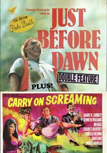 Just Before Dawn/ Carry On Screaming