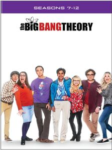 The Big Bang Theory: Season 7-12