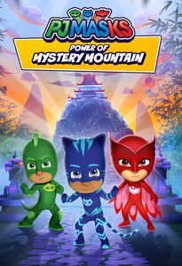 PJ Masks: Power of Mystery Mountain