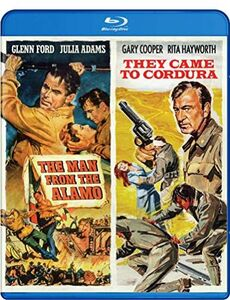 The Man from the Alamo /  They Came to Cordura