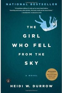 GIRL WHO FELL FROM THE SKY