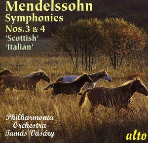 Symphonies Nos. 3 (Scottish)