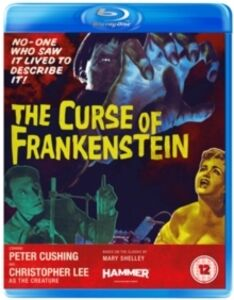 The Curse of Frankenstein [Import]