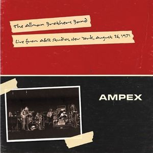 Live From A&R Studios New York August 26 1971