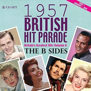 1957 British Hit Parade: Bsides Part 1 /  Various