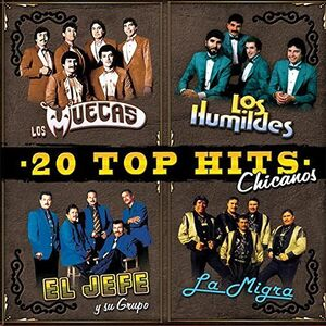 20 Top Hits Chicanos