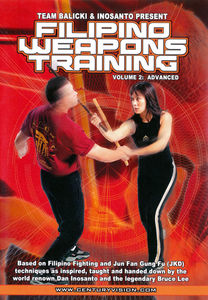 Filipino Weapons, Vol. 2: Advanced Fighting Techniques