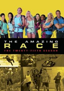 Amazing Race: Season 25