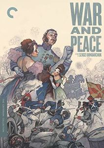 War And Peace (Criterion Collection)