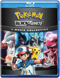 Pokemon: Black And White 4-Movie Collection