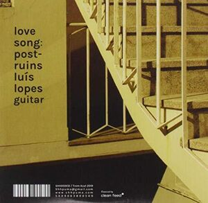 Love Song: Post Ruins [Import]