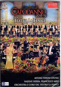 New Years Concert 2019, Teatro La Fenice: Sierra, Meli, Chung