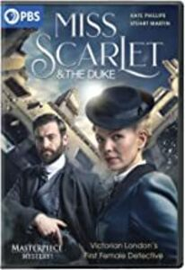 Miss Scarlet and the Duke: The Complete First Season (Masterpiece Mystery!)