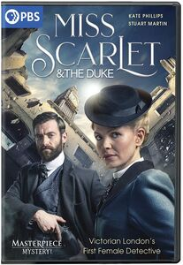 Miss Scarlet & the Duke: The Complete First Season (Masterpiece Mystery!)