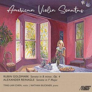 American Violin Sonatas