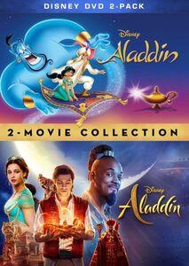 Aladdin (1992) /  Aladdin (2019): 2-Movie Collection