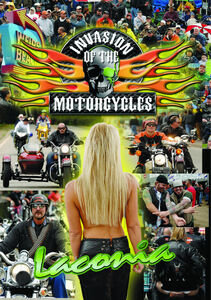Invasion of the Motorcycles: Laconia Biker Rally
