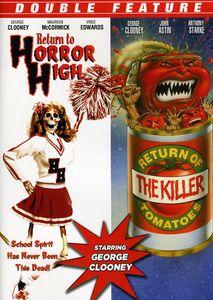 Return to Horror High & Return of Killer Tomatoes