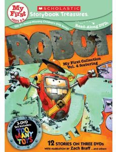 My First Collection: Volume 4: Featuring Robot Zot