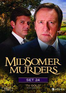 Midsomer Murders: Set 24