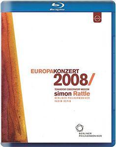 Europakonzert 2008 from Moscow