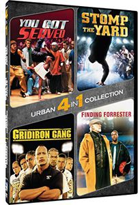 4-In-1 Urban Collection: You Got Served /  Stomp