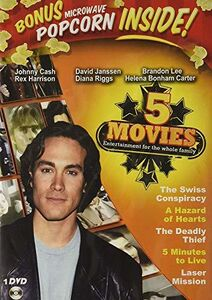 5 Dramatic Movies: Volume 3