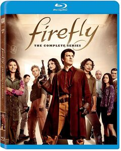 Firefly The Complete Series