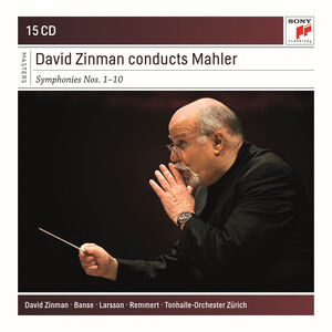 David Zinman Conducts Mahler Symphonies