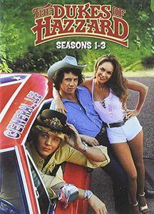 The Dukes Of Hazzard: Seasons 1-3